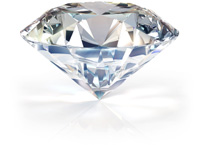Diamond as future wealth